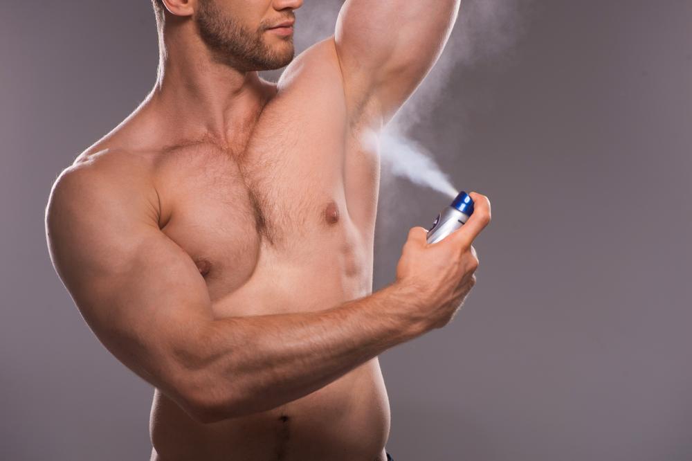 Veja dicas para escolher o desodorante corporal masculino