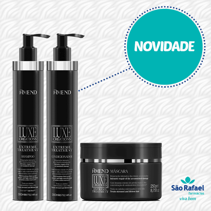 LINHA LUXE CREATIONS AMEND