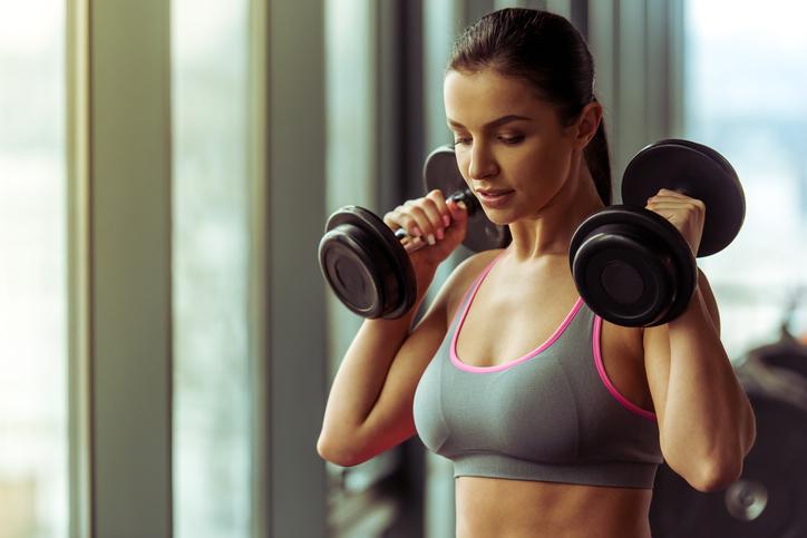 Massa muscular feminina resiste mais à fadiga