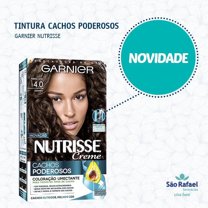 TINTURA CREME CACHOS PODEROSOS NUTRISSE
