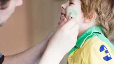 7 dicas para aproveitar os jogos da Copa do Mundo em família